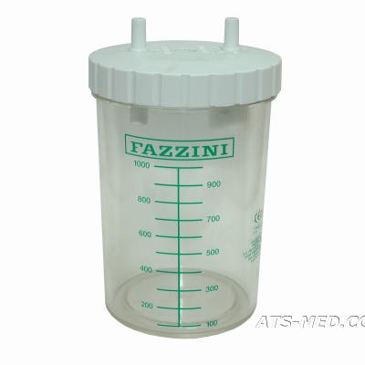 vaso aspiratore 1 lt